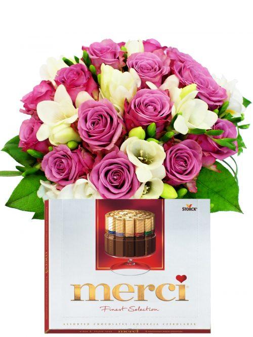 cvjećara sarajevo ruze i merci